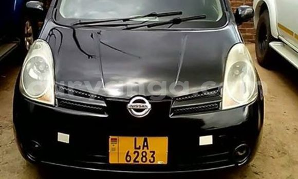 Buy Used Nissan Note Black Car in Blantyre in Malawi