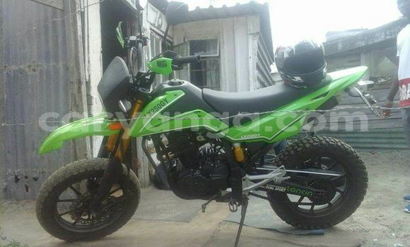 Buy Used Loncin LX250GY Green Bike in Lilongwe in Malawi