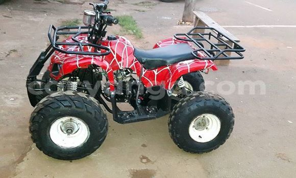 Buy Used TaoTao ATA–150D Red Bike in Zomba in Malawi