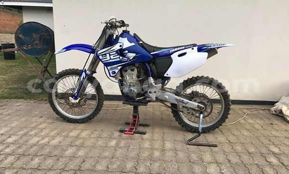 Buy Used Yamaha YZ450 Blue Moto in Blantyre in Malawi