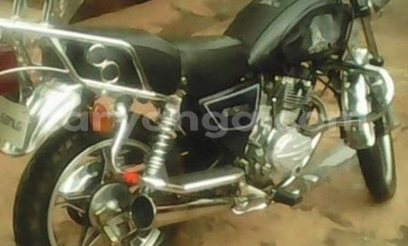 Buy Used SanLG SL125-5AT Black Moto in Lilongwe in Malawi