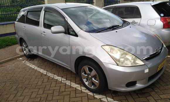 Buy Used Toyota Wish Silver Car in Blantyre in Malawi