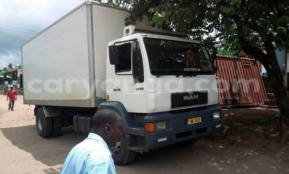 Buy Used Man Silent White Truck in Blantyre in Malawi