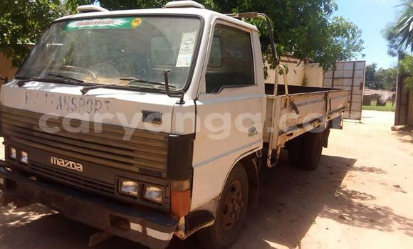 Buy Used Mazda Deven T35 White Truck in Kasungu in Malawi