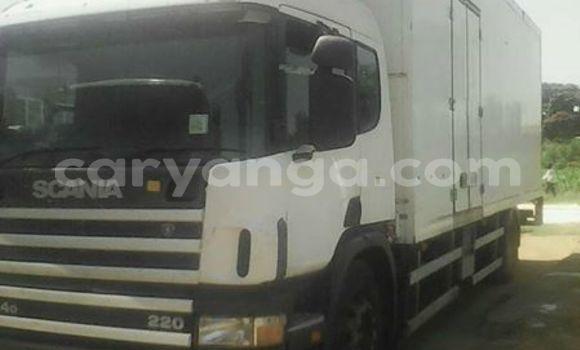 Buy Used Scania 94D White Truck in Lilongwe in Malawi
