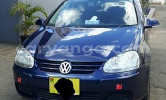 Buy Used Volkswagen Beetle Blue Car in Lilongwe in Malawi