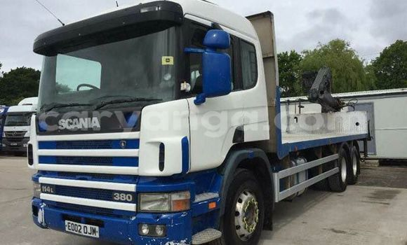 Buy Used Scania 380 Blue Truck in Blantyre in Malawi