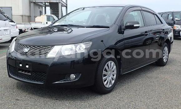 Buy Used Toyota Corolla Black Car in Lilongwe in Malawi
