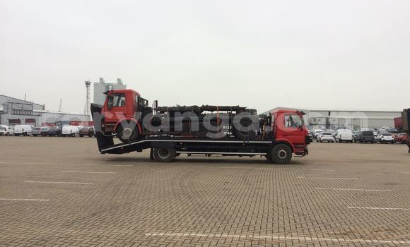 Buy Used Scania 94D Red Truck in Lilongwe in Malawi
