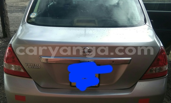 Buy Used Nissan Latio Silver Car in Blantyre in Malawi