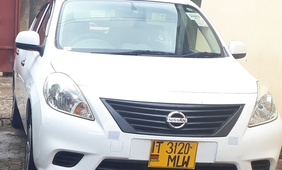 Buy New Nissan Tilda White Car in Blantyre in Malawi