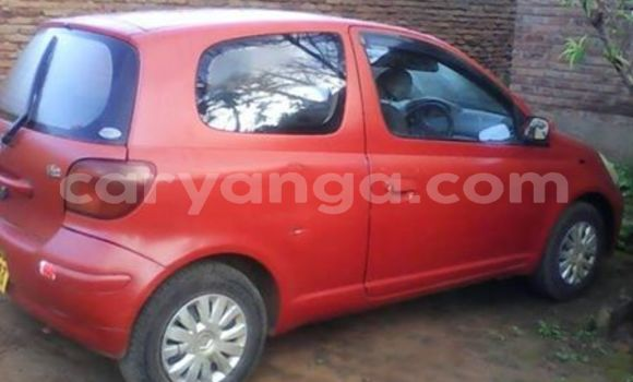 Buy Used Toyota Vitz Red Car in Lilongwe in Malawi