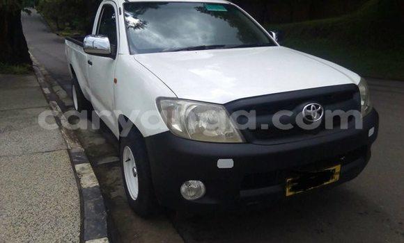 Buy Used Toyota Hilux White Car in Blantyre in Malawi