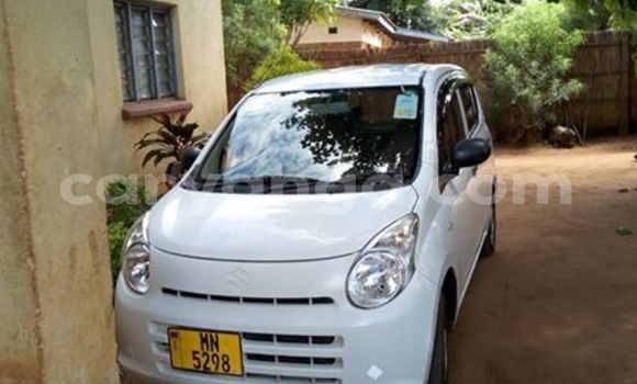 Buy Used Suzuki Alto White Car in Kasungu in Malawi