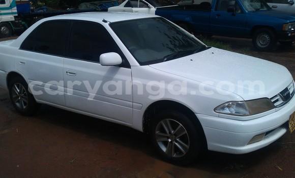 Buy Used Toyota Carina White Car in Lilongwe in Malawi