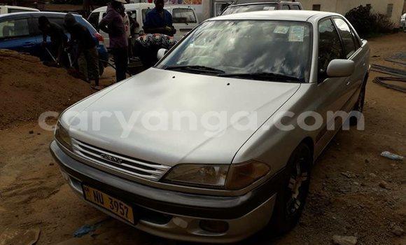 Buy Used Toyota Carina Silver Car in Lilongwe in Malawi