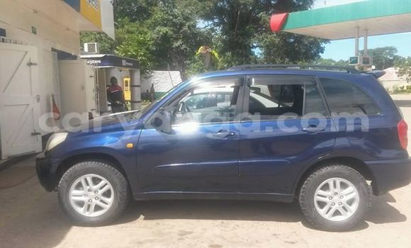 Buy Used Toyota RAV4 Blue Car in Blantyre in Malawi
