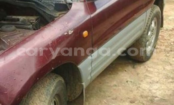 Buy Used Toyota RAV4 Red Car in Blantyre in Malawi