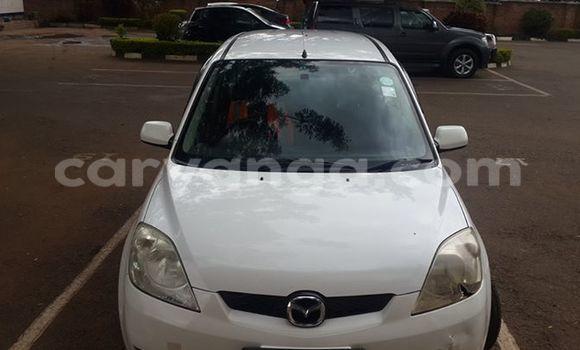 Buy Used Mazda 323 White Car in Lilongwe in Malawi