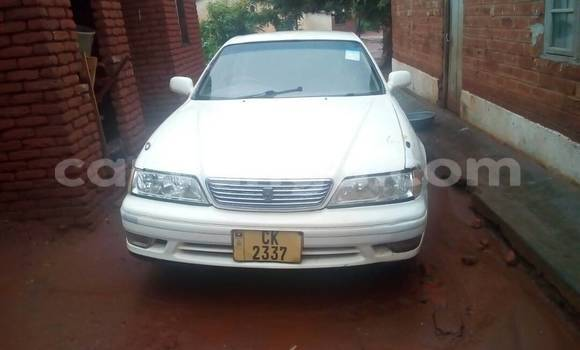Buy Used Toyota Mark X White Car in Kasungu in Malawi