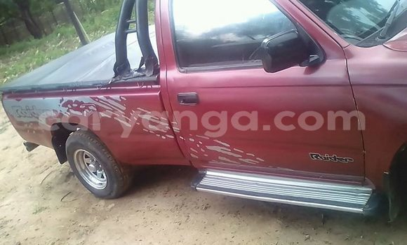 Buy Used Toyota Hilux Red Car in Blantyre in Malawi
