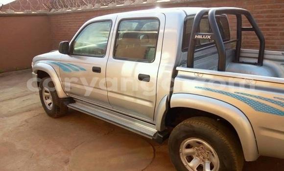 Buy Used Toyota Hilux Silver Car in Lilongwe in Malawi