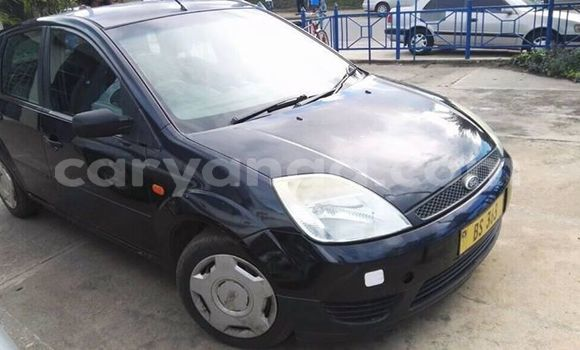 Buy Used Ford Fiesta Blue Car in Blantyre in Malawi