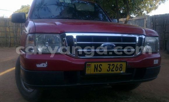 Buy Used Ford Club Wagon Red Car in Kasungu in Malawi