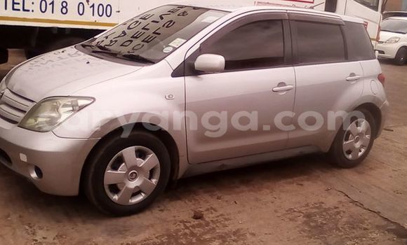 Buy Used Toyota IST Silver Car in Blantyre in Malawi