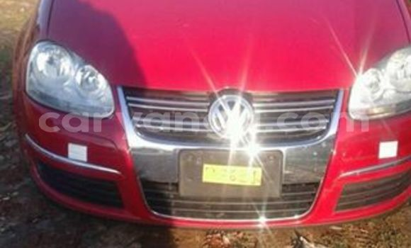 Buy Used Volkswagen Golf Red Car in Blantyre in Malawi