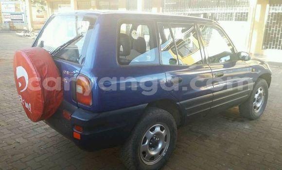 Buy Used Toyota RAV4 Blue Car in Lilongwe in Malawi