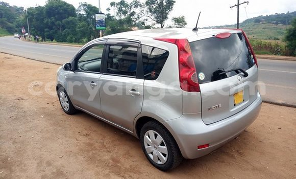 Buy Used Nissan Note Silver Car in Blantyre in Malawi