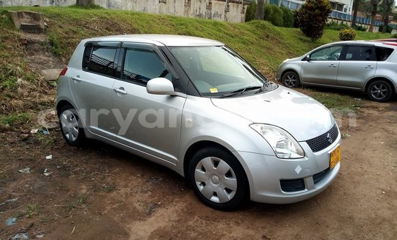 Buy Used Suzuki Swift Silver Car in Blantyre in Malawi