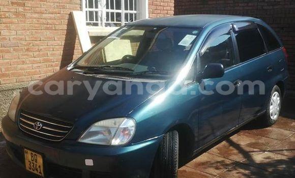 Buy Used Toyota 4Runner Black Car in Lilongwe in Malawi