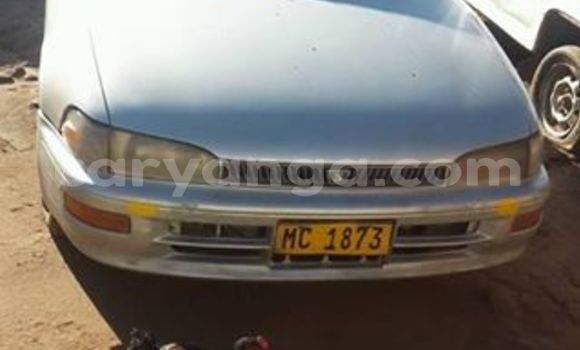 Buy Used Toyota Sprinter Silver Car in Lilongwe in Malawi