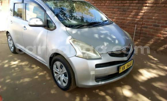 Buy Used Toyota Ractis Silver Car in Kasungu in Malawi