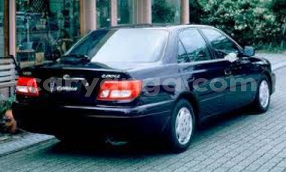 Buy Used Toyota Carina Black Car in Lilongwe in Malawi