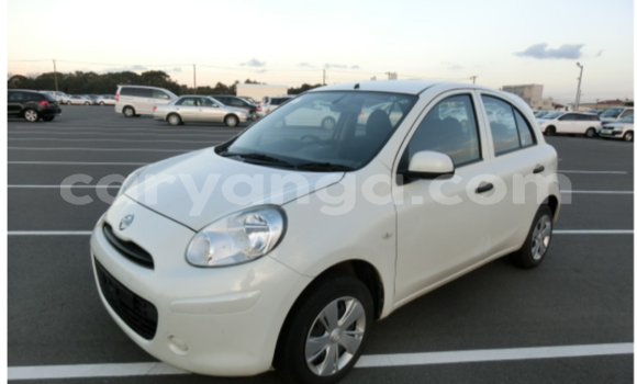 Buy New Nissan Micra Other Car in Blantyre in Malawi