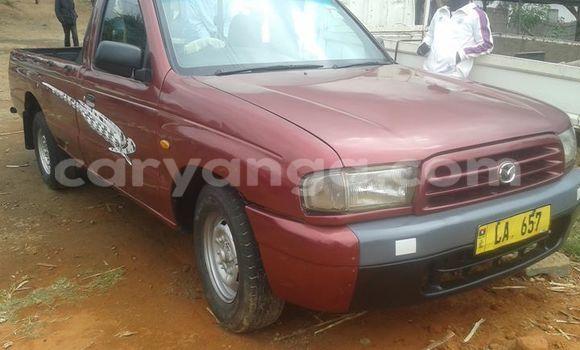 Buy Used Mazda 323 Red Car in Blantyre in Malawi