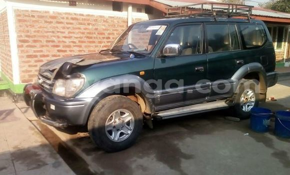 Buy Used Toyota Land Cruiser Prado Other Car in Lilongwe in Malawi
