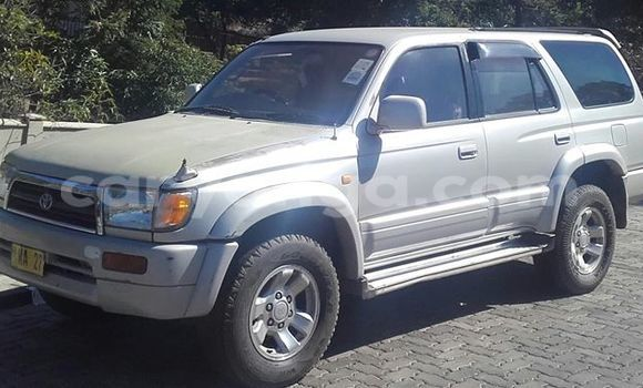 Buy Used Toyota Surf Silver Car in Blantyre in Malawi