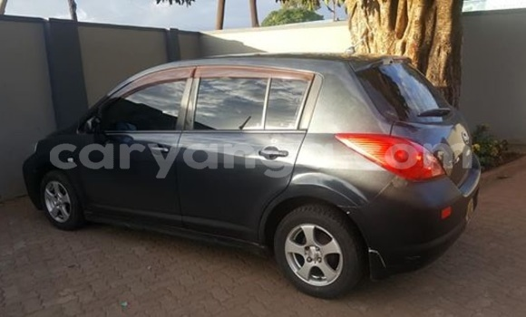 Buy Used Nissan Tilda Black Car in Blantyre in Malawi