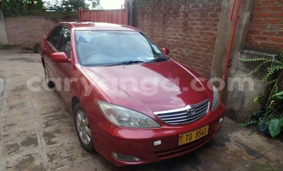 Buy Used Toyota Camry Red Car in Blantyre in Malawi