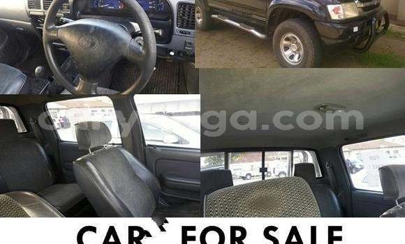 Nunua Ilio tumika Toyota Hilux Black Gari ndani ya Blantyre nchini Malawi