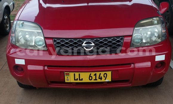Buy Used Nissan X-Trail Red Car in Lilongwe in Malawi