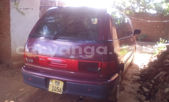 Buy Used Toyota 4Runner Red Car in Lilongwe in Malawi