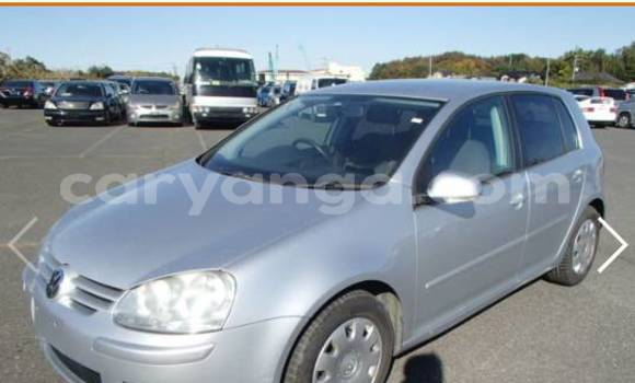 Buy New Volkswagen Golf Silver Car in Lilongwe in Malawi