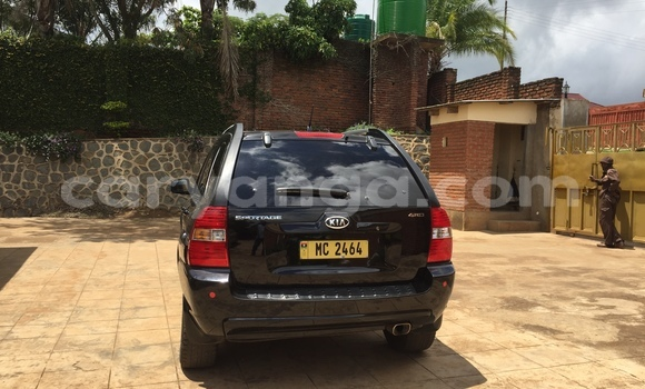 Buy Used Kia Sportage Black Car in Lilongwe in Malawi