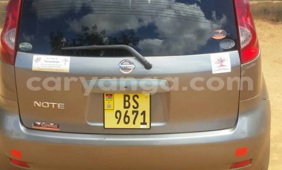 Buy Used Nissan Note Other Car in Kasungu in Malawi