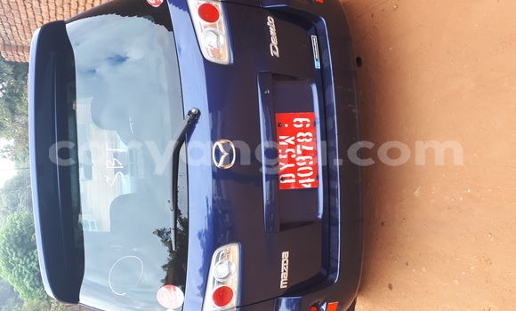 Buy New Mazda Demio Blue Car in Lilongwe in Malawi